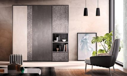 Armoire Lit Design Lucy  1