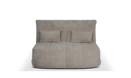 Banquette Bz Dallas Light Grey 1