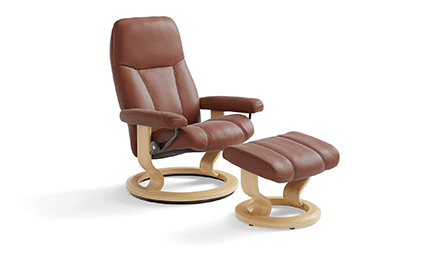 Fauteuil Relaxation Consul Classic LegComfort 1