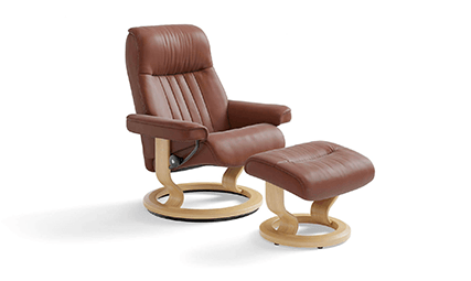 Fauteuil Relaxation Crown Signature 1