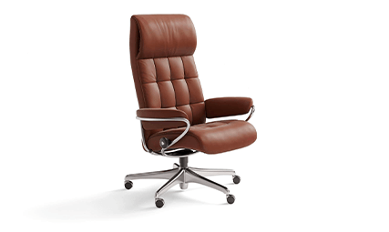 Fauteuil de bureau London high back Office 1