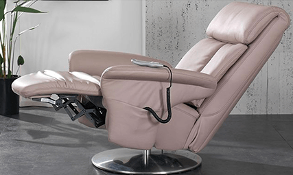 Fauteuil Relaxation 7418 Easy Swing massage 2