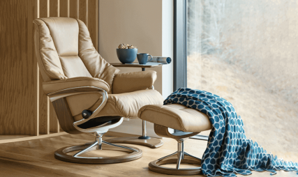 Fauteuil Relaxation Live Signature Cuir  2