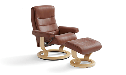 Fauteuil Relaxation Nordic Classic 1