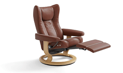 Fauteuil Relaxation Wing Classic LegComfort 2