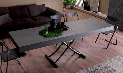 Newood Table Basse Relevable 2
