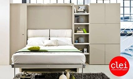 Nuovoliola 10 Wall Bed 2