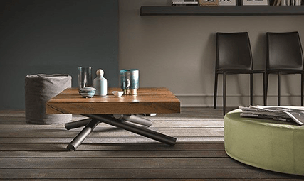 Table Basse Relevable Extensible Levante 1