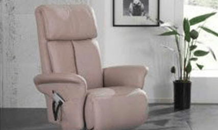 Fauteuil Relaxation 7418 Easy Swing massage 1