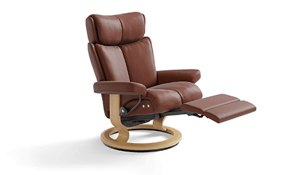 Fauteuil Relaxation Magic Classic LegComfort 2