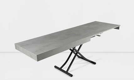 Table Basse Relevable Mélange 1