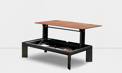 Table Plateau Relevable Metrino 1