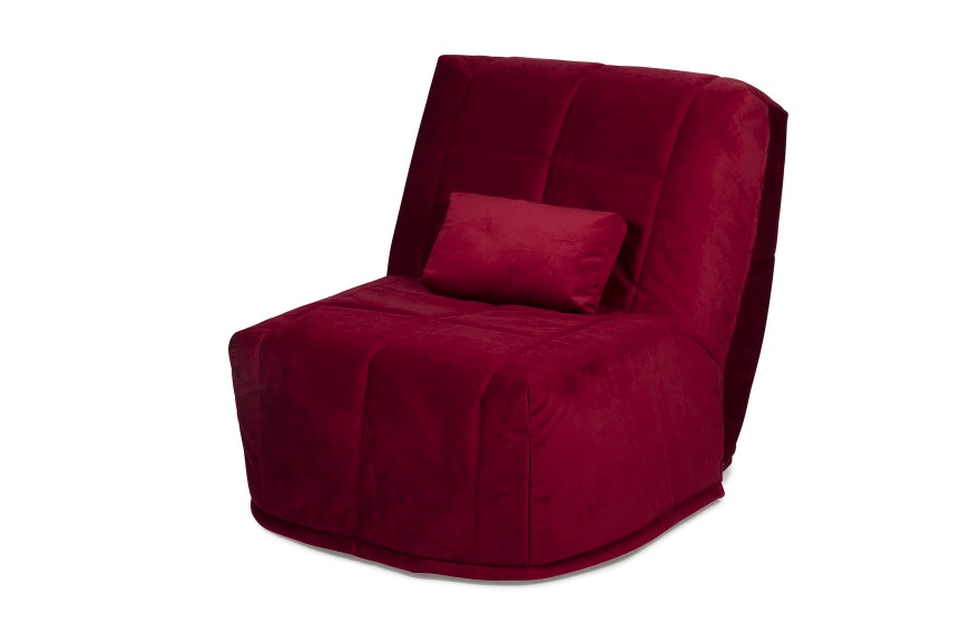 Banquette Bz Nevada Rouge