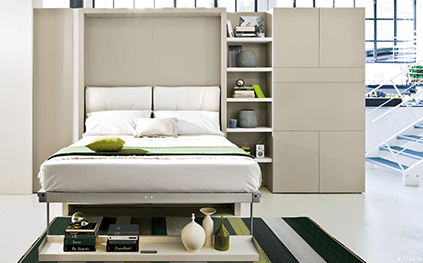 Nuovoliola 10 Wall Bed