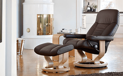 Fauteuil Relaxation Consul Classic LegComfort