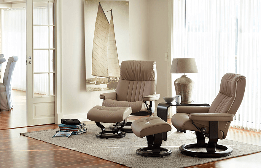 Fauteuil Relaxation Crown Signature