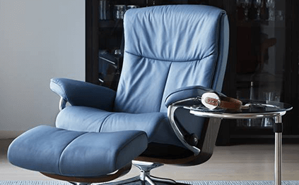 Fauteuil Relaxation Live Signature Cuir