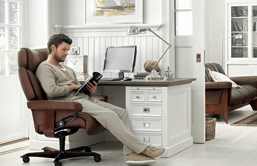 Fauteuil de bureau Magic M Home Office