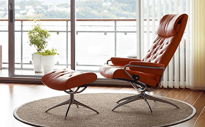 Fauteuil Relaxation Stressless Metro High Back