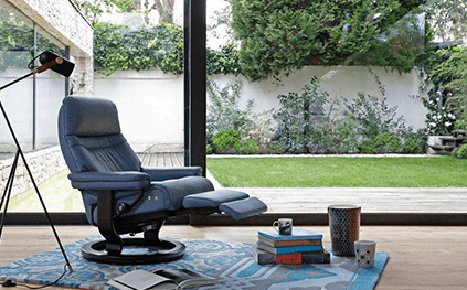 Fauteuil de bureau Sunrise Home Office