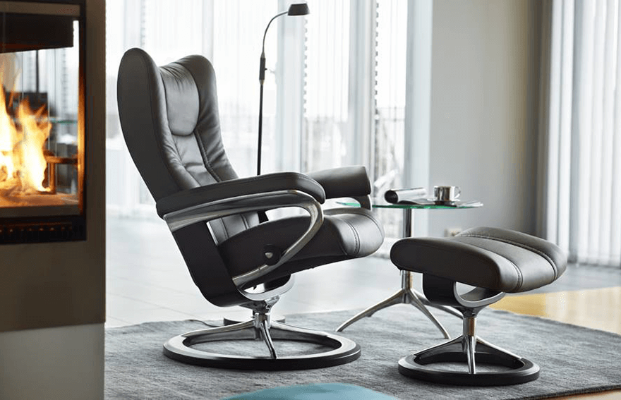 Fauteuil Relaxation Wing Classic LegComfort