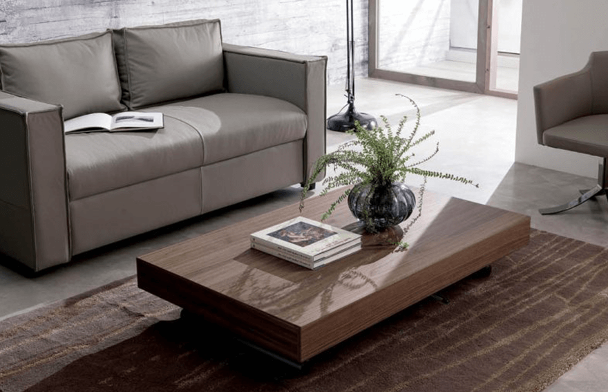 Newood Table Basse Relevable