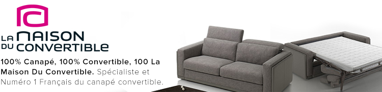 Le groupe lmdc la maison du convertible bimodal le lit for La maison du covertible